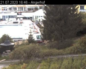 Webcam Skigebiet St. Englmar Angerhof - Bayerischer Wald
