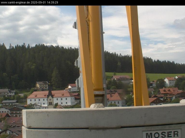 Webcam Skigebiet St. Englmar Am Anger - Bayerischer Wald