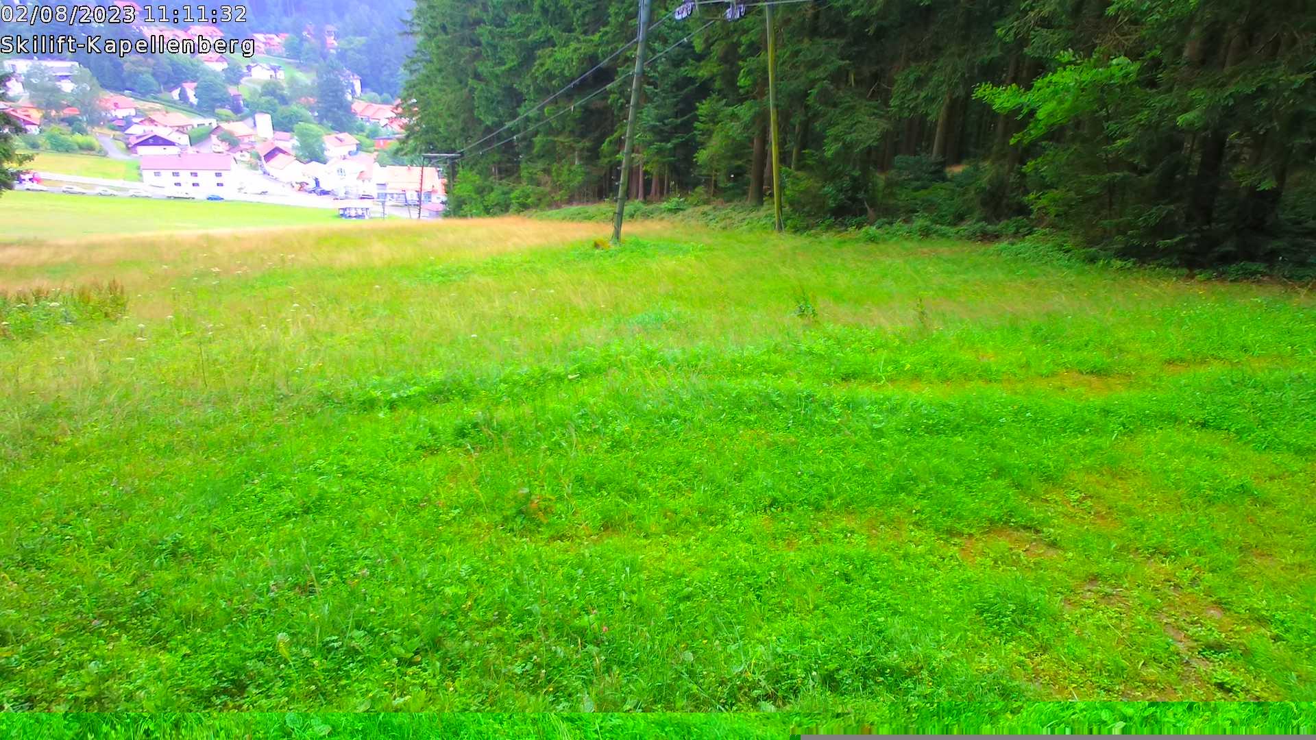 Sankt Englmar, Skilift Kapellenberg 2